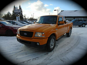 2009 Ford Ranger Sport, 4.0L, SUPERCAB, POWER GROUP & ***4X4***
