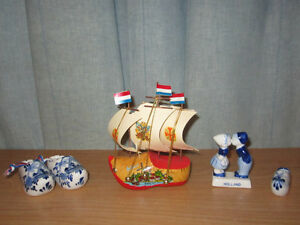Souvenirs Gift from HOLLAND, QTY = 4