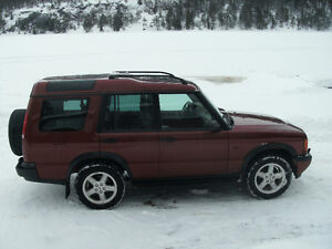 2000 Land Rover Discovery Series 11
