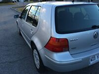 Volks Golf 2005 Automatic + Air