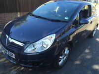 2008 VAUXHALL CORSA ECO 1.2 SMOOTH ENGINE MOT
