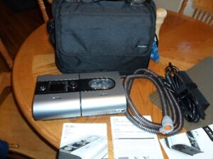 brand new ResMed S9 CPAP machine with ClimateLine Air Hose