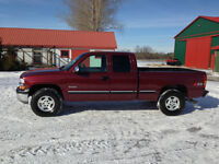 2002 Chevrolet MINT!! Never seen winter LOW KM!!
