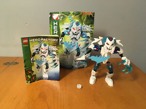 LEGO Frost Beast Hero Factory Brain Attack