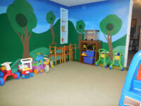 Full time Infant Daycare November 1st Townline/Jamieson/Hespeler
