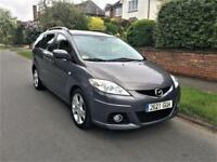 2008 Mazda Mazda5 2.0 D Sport LHD LEFT HAND DRIVE 7 SEATER