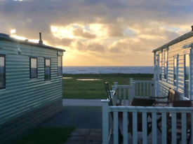 Caravan for hire 4night 25-29.10.2021☆ 229£☆ 6person☆ 2bed