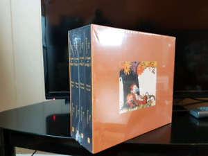 CALVIN AND HOBBES - COMPLETE SET (NEW AND UNOPENED)