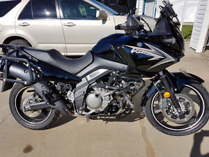 2011 Vstrom 650 Adventure/Touring Motorcycle