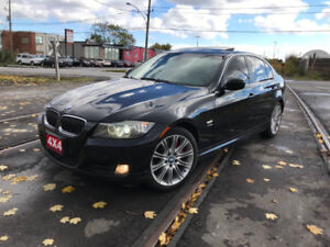 2009 BMW 335i xDrive TURBO Sunroof -- EXCELLENT CONDITION!