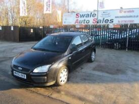 2005 55 FORD FOCUS 1.6 LX 5 DOOR 100 BHP