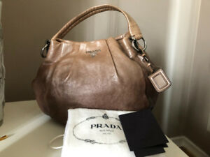 Prada Ombré Leather Tote