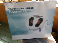 spa massager, ultrasonic massager and cylinder massager