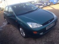Ford Focus ghia x long mot 295 no offers