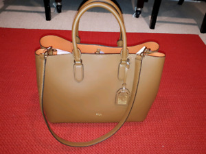 Authentic brand new Ralph Lauren bag/ purses and preonwed LV bag