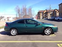 2001 Cougar low millage mint condotion 2 door 2.5V