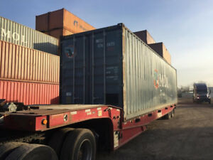 Steel Storage Containers / Shipping Containers