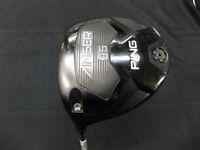 Ping Anser 9.5 Driver with PWR 65 Tour Stiff Flex Left Hand