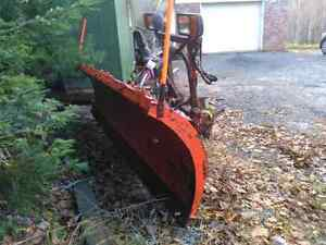 8 foot Curtis plow trade for ATV/side by side