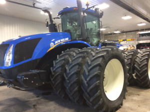2012 New Holland T9.560