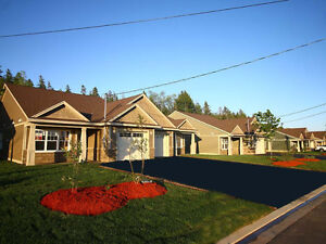 New Semi Detached Homes in Empty Nest Windsor Community