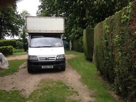 Man with a Van - removals