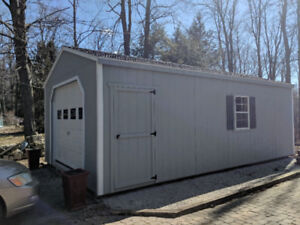New Prefabricated Shed 14x24