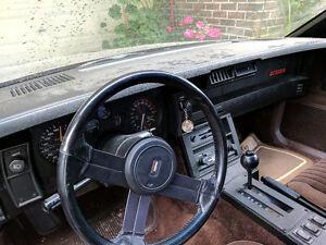 1983 Camaro Z28