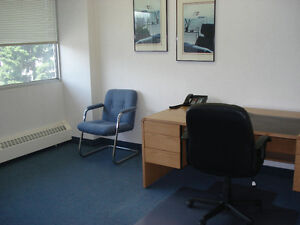 Near Downtown, Furnished Office Space
