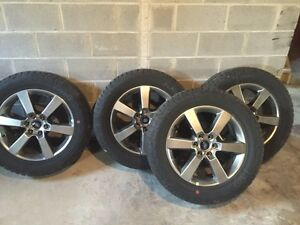 2016 f150 rims and tires  London Ontario image 1
