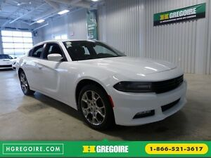 2016 Dodge Charger SXT AWD A/C Gr-Électrique (Toit-Bluetooth)