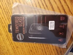 Vitre protectrice en verrre tremper IPhone 7 et 8 Plus