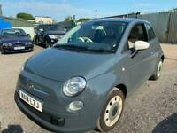 2014 Fiat 500 1.2 69bhp Colour Therapy 47000 miles May px cheap tax/ins