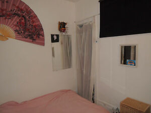 Chambre dans coloc Berri Uqam