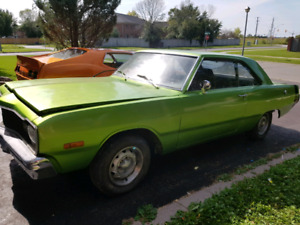 73 dodge dart 318 for sale trade my 2013 gsxr1000 for your?