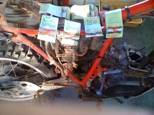I PAY CASH FOR BROKEN DIRTBIKES / DIEHARD DIRTBIKES
