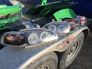 Front and Rear Light Kit Civic
