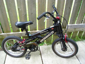 """SPECIAL EDITION Official GM HUMMER H16 Off Road Boys 16"""" Bicycle"""