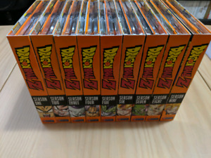 Dragon ball Z DVD - Complete series