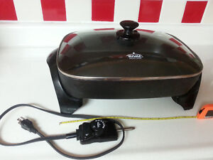 Electric Skillet 15x12 for sale