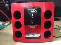 Nescafé and go coffee machine