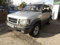 Isuzu Trooper 3.0TD Citation SPARES OR REPAIRS! DRIVE AWAY TODAY!