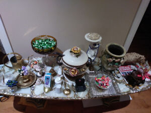 Beautiful home decor for sale from $1 to $35 MULTIPLE ITEMS, INC