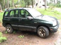 2003 Suzuki Vitara Camionnette