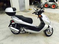 2007 Kymco Betwin Scooter 250