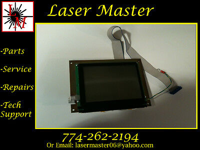 Candela Laser Mgl Vp-yag Vbeam User Interface Display With Touchpad