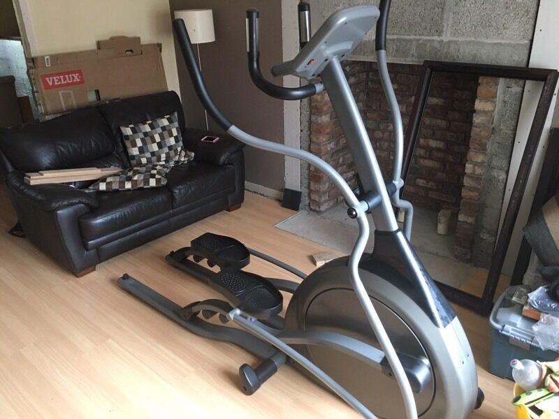 vision fitness x20 elliptical manual