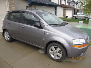 2007 Pontiac G3 Wave Wi Special Edition 43089kms