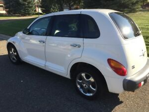 2001 Chrysler PT Cruiser Hatchback