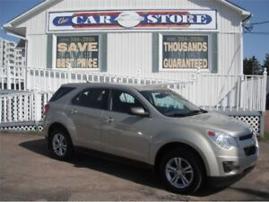 2012 Chevrolet Equinox 2012 CHEV EQUINOX LS AWD BLUETOOTH VOICE